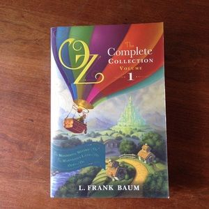"""""""Oz, The Complete Collection: Volume One"""""""